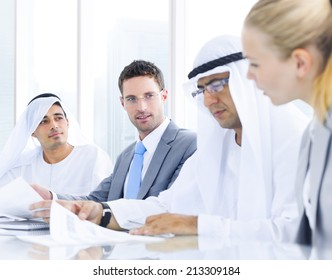 International Business Discussion