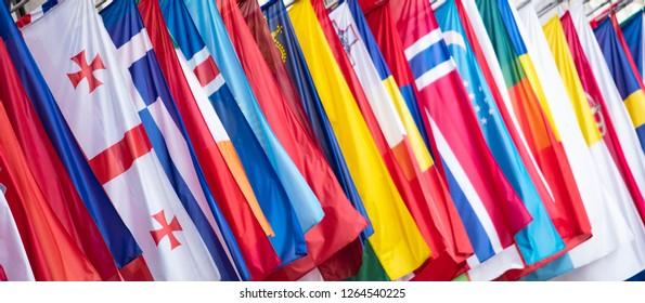 international flag background