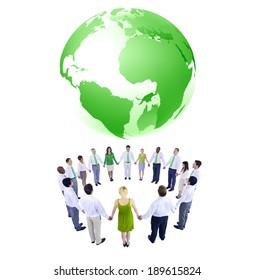 International Green Business Meeting