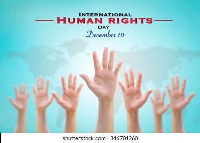 International Human Rights Day on December 10th