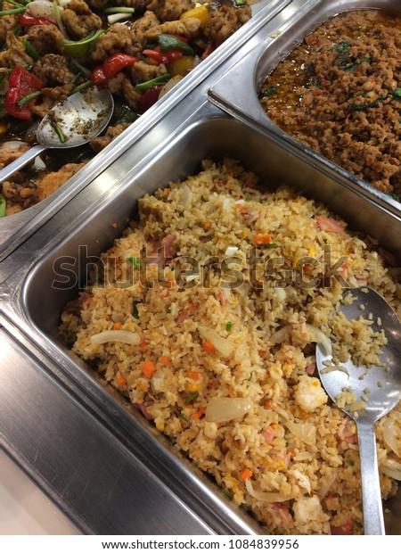 International and Thai food