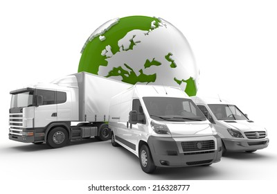 International transport of goods by road