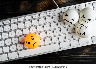 internet bullyingo or cyber bullying