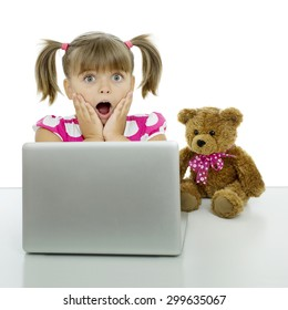Internet safety, child protection