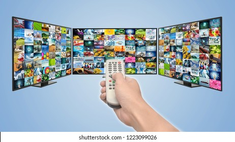 Internet streaming multimedia and broadband entertainment technology
