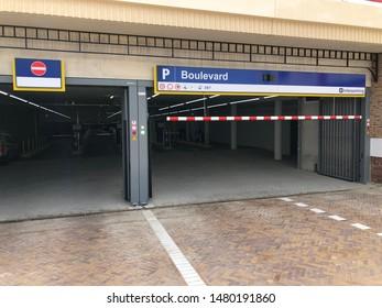 Interparking Boulevard Scheveningen is the newest parking at the Boulevard