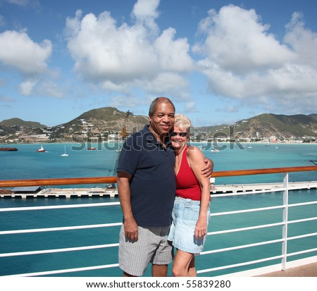 Interracial singles cruise