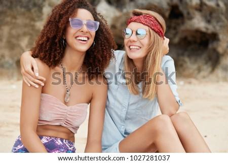 m friendly interracial brunette teen