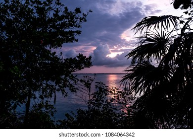 Into Nichupte Lagoon - Cancun