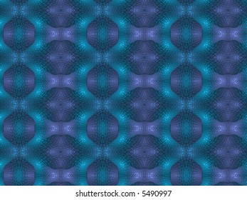 Intricate purple and blue diamond pattern (tile able)