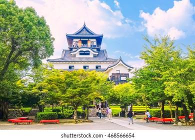 Inuyama-jo Castle