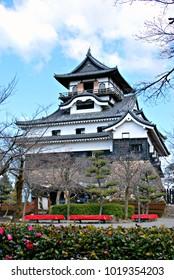 Inuyama-Jo castle, Nagoya area, Aichi prefecture, Japan
