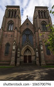 Inverness cathedral (St. Andrew's Cathedral) is the northernmost cathedral in mainland Britain, Scotland