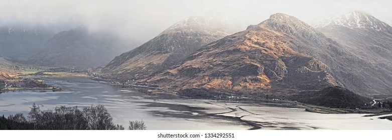 Invershiel and Loch Duich