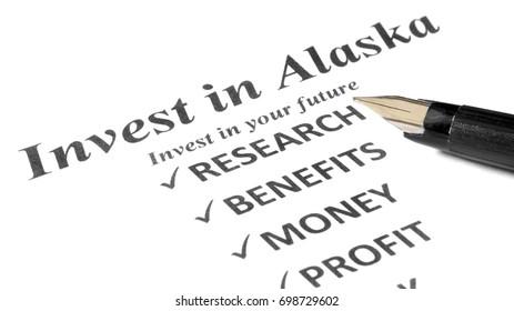 Invest in Alaska