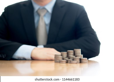 Investing Money Financial Business Growth concept