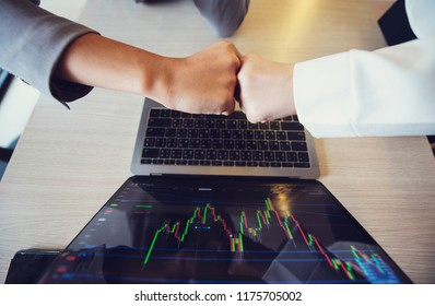 Investor Relations Investor Relations Team New investment in the current world. Investment in foreign exchange market concept.