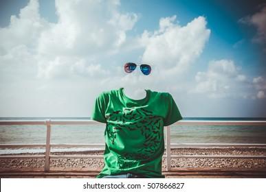 Unsichtbarer Mensch