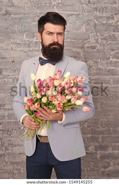 Dating Man Flower.