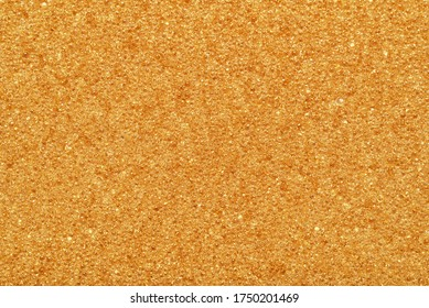 Ion-exchange resin for water softening beads or granules texture background.