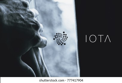 IOTA Foundation - Internet of Things (IOT) - Tangle Background Wallpaper - Crypto Currency
