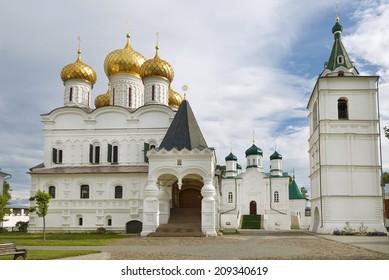 The Ipatiev monastery. Kostroma