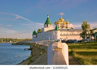 Ipatievsky monastery in Kostroma Russia