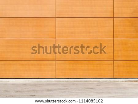 Ipe Siding Wooden Texture Pattern Siding Stock Photo Edit Now
