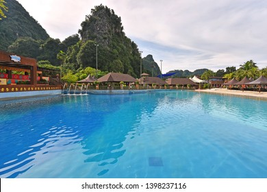 Ipoh, Perak : January 10th, 2019 - The Lost World of Tambun located in Ipoh, Perak is Malaysia's premiere multi-themed action water park and adventure family holiday destination