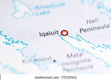 Iqaluit Canada Map.Iqaluit Images Stock Photos Vectors Shutterstock