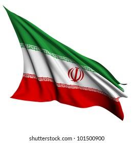 Iran flag - collection no_4