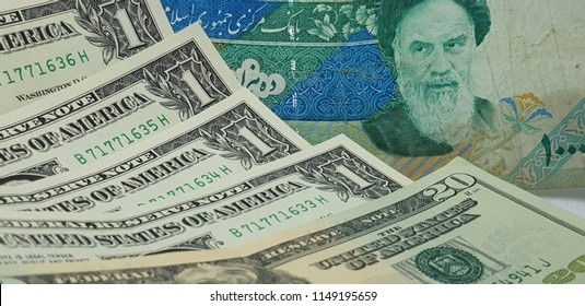 Iran Riyal USA Dollar