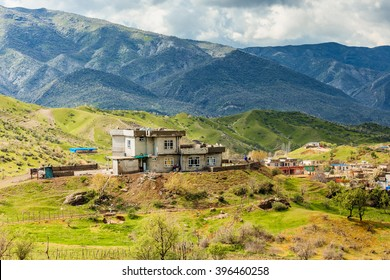 Iraqi countryside in Spring season located in Kurdistan region of the country