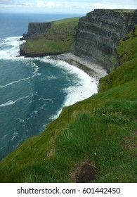 Ireland / Cliffs of Moher / picture showing the Cliffs of Moher in Ireland, taken in June 2014