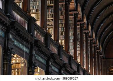 Ireland Dublin - Trinity College