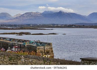 Ireland Fishing Village