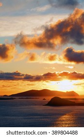 Ireland is full of great spots - beautiful irish landscapes - Blasket Islands in county Kerry, South West of Ireland, off the Dingle Peninsula
