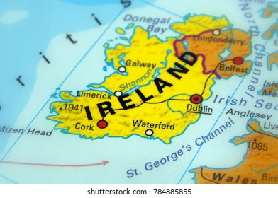 Ireland, officially Republic of Ireland