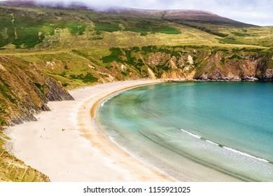 Ireland in Spring, Malinbeg - Silver Strand (Trabane Strand)