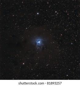 The Iris Nebula, NGC 7023