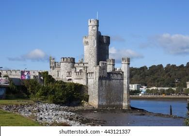 Irish Castle (Blackrock) in Cork, Ireland