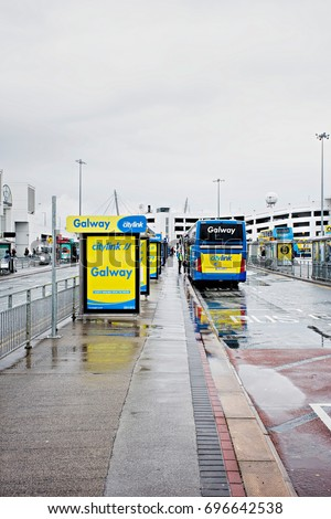 How to get from dublin to galway ireland