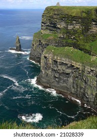 irish cliff