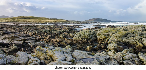 Irish coast, Donegal