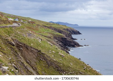 Irish coastline along the Wild Atlantic Way