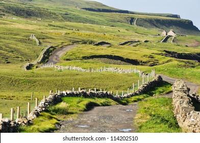 Irish Landscape, Co. Clare