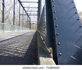 Iron Bridges of Ohio in Color