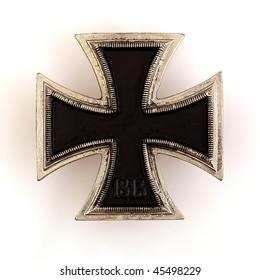 Iron Cross - german military decoration.