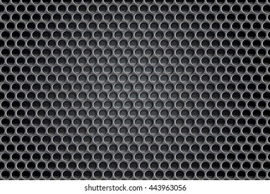 iron grid texture. Industrial background.