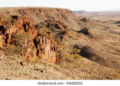 Iron Ore Prospects - Australian Outback - Pilbara